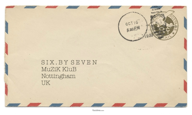 MuZiK KluB Letter